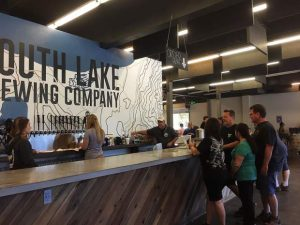 South Lake Brewing Company celebrating 2 years in business on Saturday