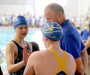 Otomo, South Tahoe swimmers strong at regional meet