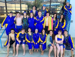 South Tahoe swimmers earn strong results at state meet