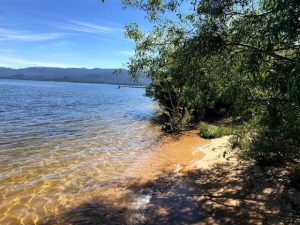 High water forces closure of some Lake Tahoe South Shore beaches