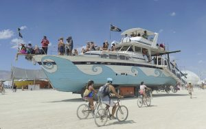 Agency recommends current 80K attendance cap at Burning Man