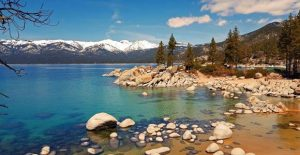 Nevada Lake Tahoe license plate program funds environmental projects