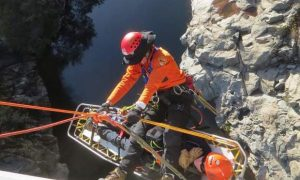 Search and rescue: Volunteering 'so others may live'